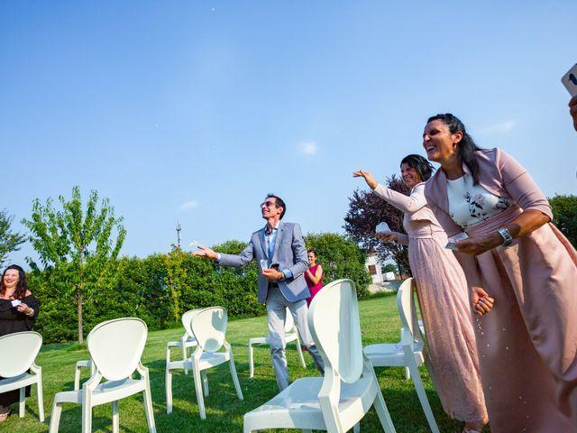Il matrimonio di Luigi e Raffaella a Guardamiglio, Lodi 18