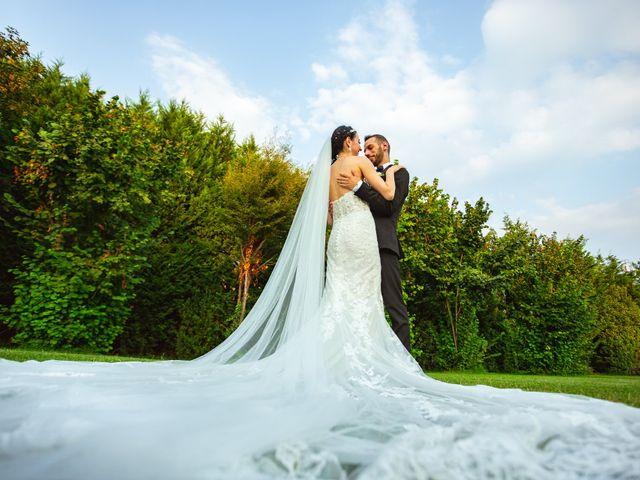 Il matrimonio di Luigi e Raffaella a Guardamiglio, Lodi 25