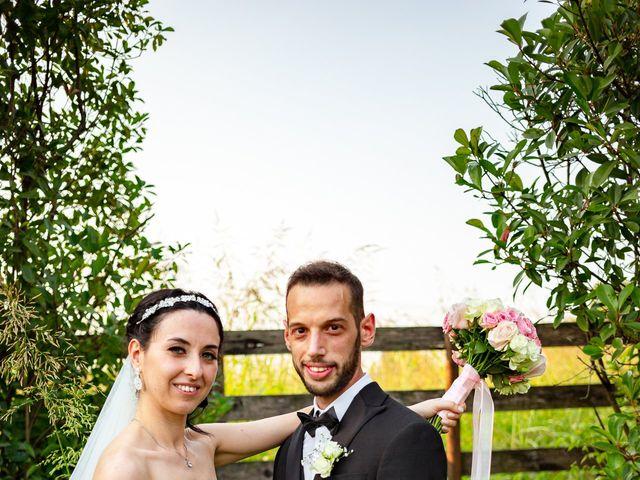 Il matrimonio di Luigi e Raffaella a Guardamiglio, Lodi 26