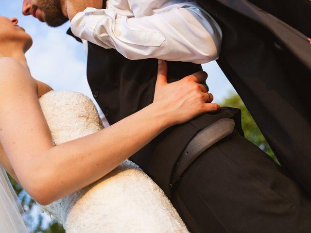 Il matrimonio di Luigi e Raffaella a Guardamiglio, Lodi 30