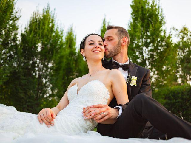 Il matrimonio di Luigi e Raffaella a Guardamiglio, Lodi 39