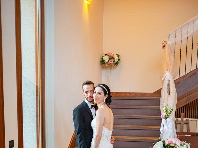 Il matrimonio di Luigi e Raffaella a Guardamiglio, Lodi 46