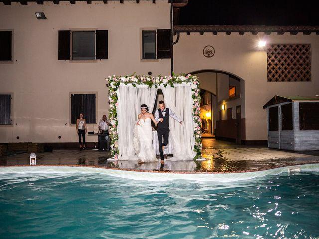 Il matrimonio di Luigi e Raffaella a Guardamiglio, Lodi 61