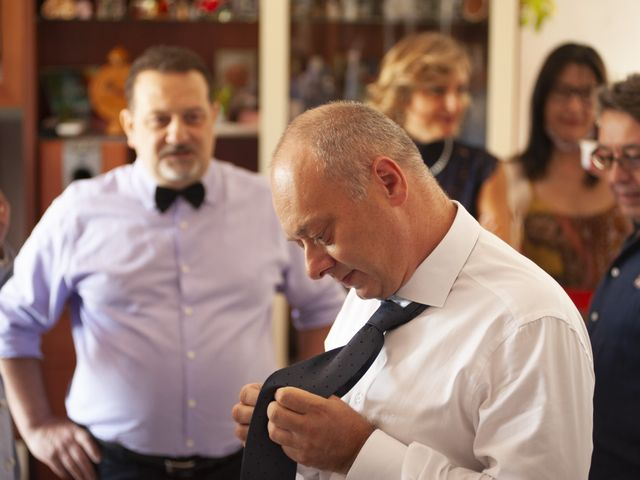 Il matrimonio di Andrea e Olga a Bologna, Bologna 16