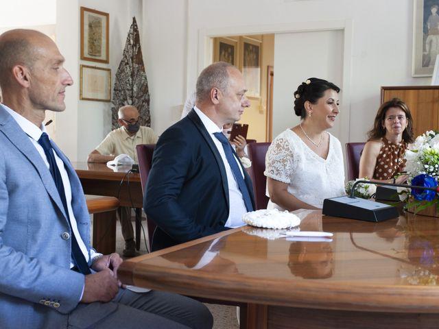 Il matrimonio di Andrea e Olga a Bologna, Bologna 34