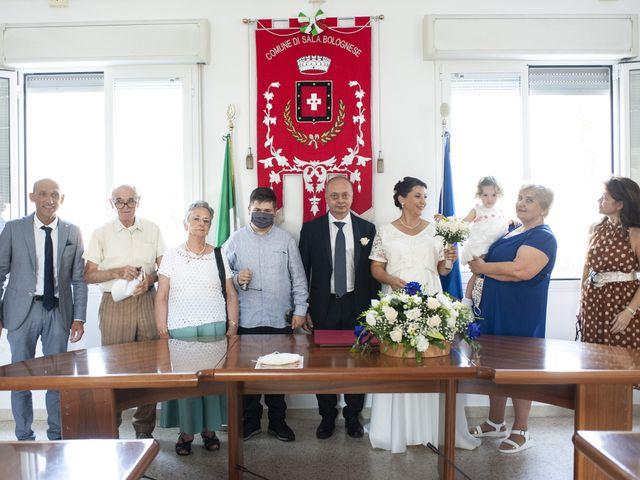 Il matrimonio di Andrea e Olga a Bologna, Bologna 47