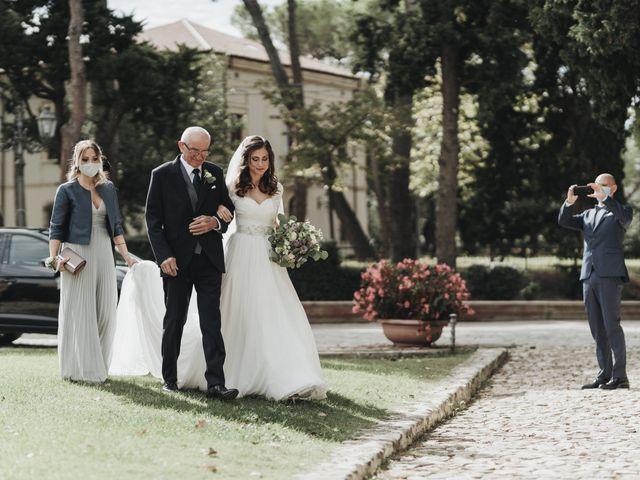 Il matrimonio di Marco e Ilaria a Fossacesia, Chieti 23