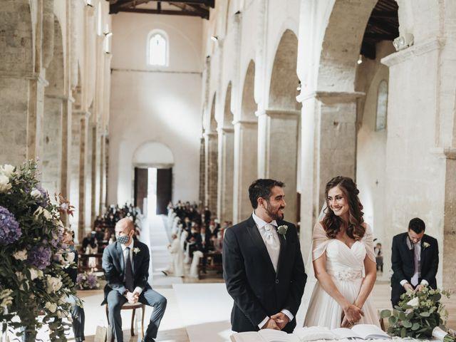 Il matrimonio di Marco e Ilaria a Fossacesia, Chieti 28