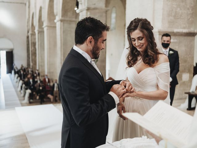 Il matrimonio di Marco e Ilaria a Fossacesia, Chieti 30