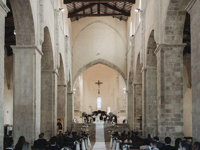Il matrimonio di Marco e Ilaria a Fossacesia, Chieti 33