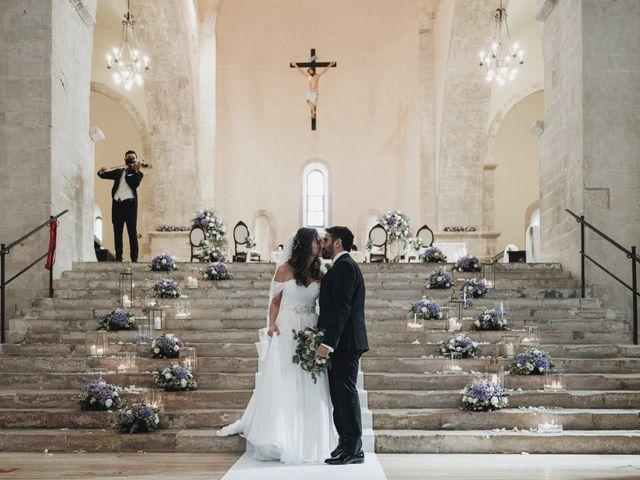 Il matrimonio di Marco e Ilaria a Fossacesia, Chieti 35