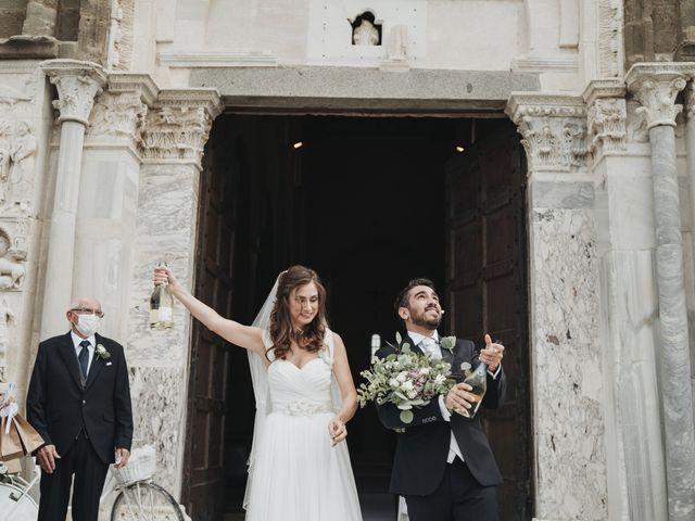 Il matrimonio di Marco e Ilaria a Fossacesia, Chieti 37