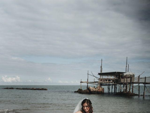 Il matrimonio di Marco e Ilaria a Fossacesia, Chieti 45