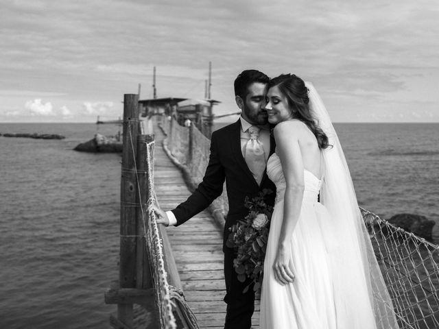 Il matrimonio di Marco e Ilaria a Fossacesia, Chieti 46