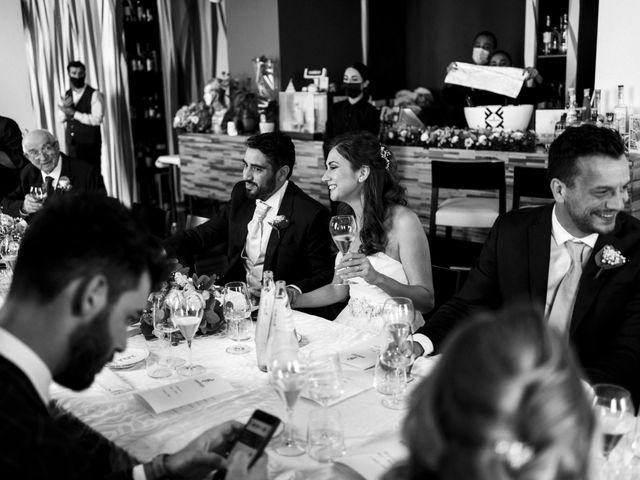 Il matrimonio di Marco e Ilaria a Fossacesia, Chieti 54