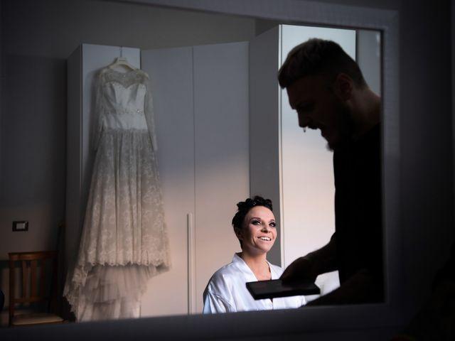 Il matrimonio di Claudia e Pier Luca a Roma, Roma 6