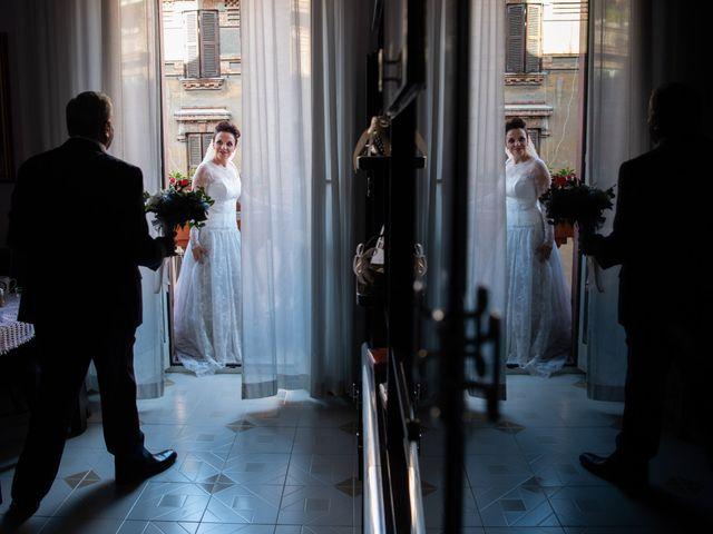 Il matrimonio di Claudia e Pier Luca a Roma, Roma 8
