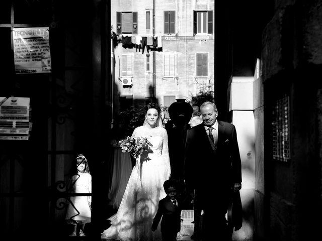 Il matrimonio di Claudia e Pier Luca a Roma, Roma 10