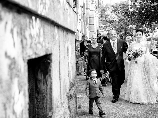 Il matrimonio di Claudia e Pier Luca a Roma, Roma 11