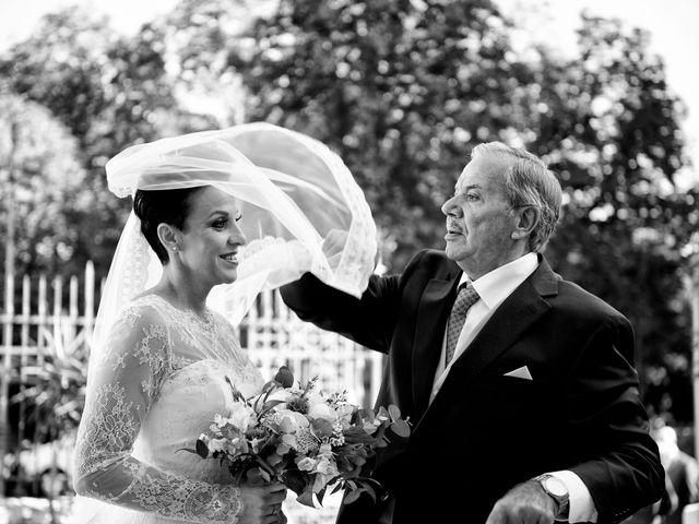 Il matrimonio di Claudia e Pier Luca a Roma, Roma 1
