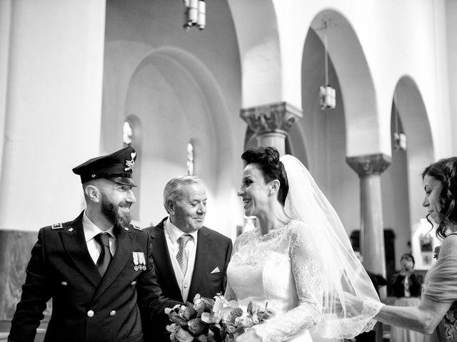 Il matrimonio di Claudia e Pier Luca a Roma, Roma 13