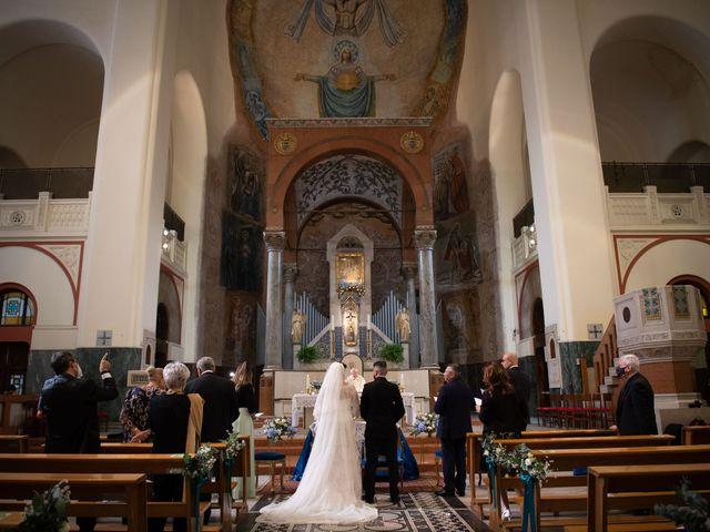 Il matrimonio di Claudia e Pier Luca a Roma, Roma 14