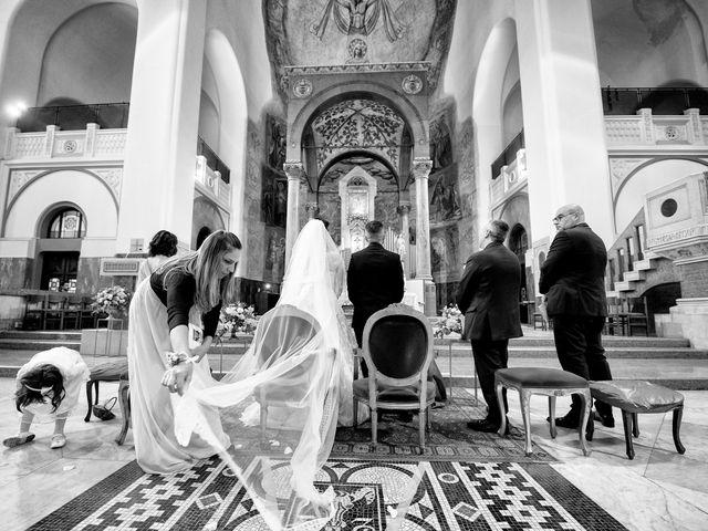Il matrimonio di Claudia e Pier Luca a Roma, Roma 15