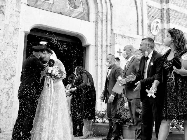 Il matrimonio di Claudia e Pier Luca a Roma, Roma 16