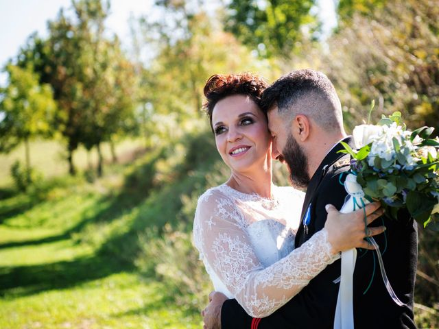 Il matrimonio di Claudia e Pier Luca a Roma, Roma 18