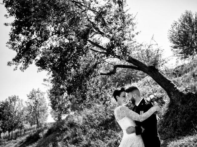 Il matrimonio di Claudia e Pier Luca a Roma, Roma 19