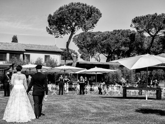 Il matrimonio di Claudia e Pier Luca a Roma, Roma 20
