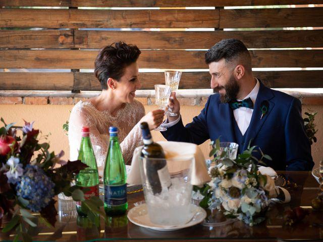Il matrimonio di Claudia e Pier Luca a Roma, Roma 21
