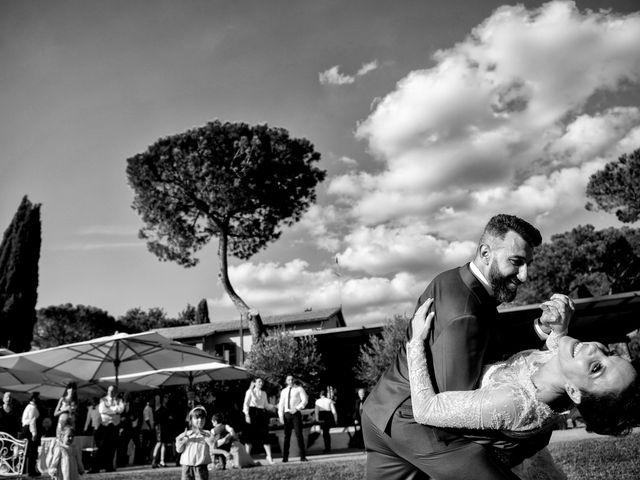 Il matrimonio di Claudia e Pier Luca a Roma, Roma 22