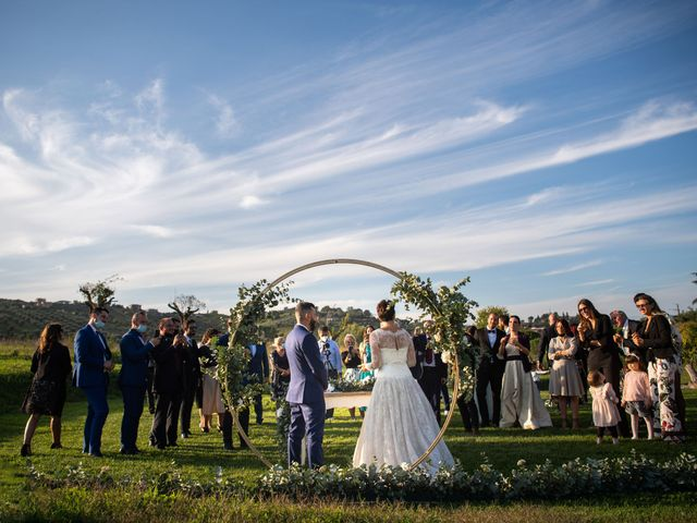 Il matrimonio di Claudia e Pier Luca a Roma, Roma 25