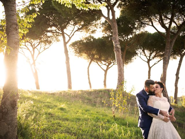 Il matrimonio di Claudia e Pier Luca a Roma, Roma 29