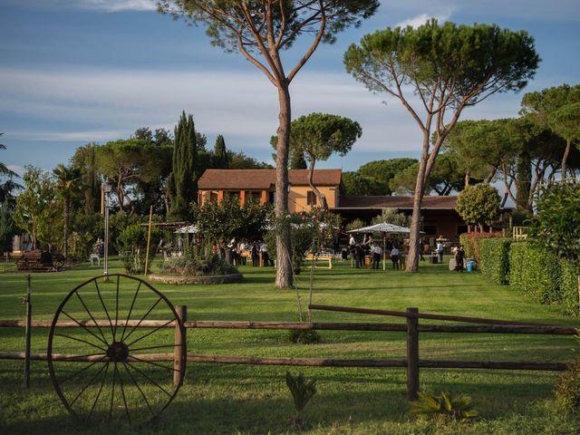 Il matrimonio di Claudia e Pier Luca a Roma, Roma 30