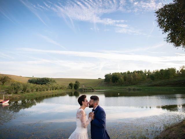 Le nozze di Pier Luca e Claudia