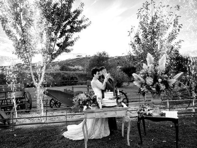 Il matrimonio di Claudia e Pier Luca a Roma, Roma 34