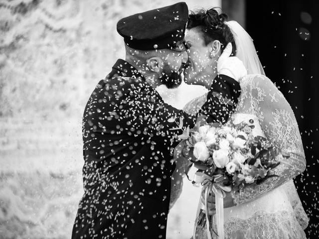 Il matrimonio di Claudia e Pier Luca a Roma, Roma 35
