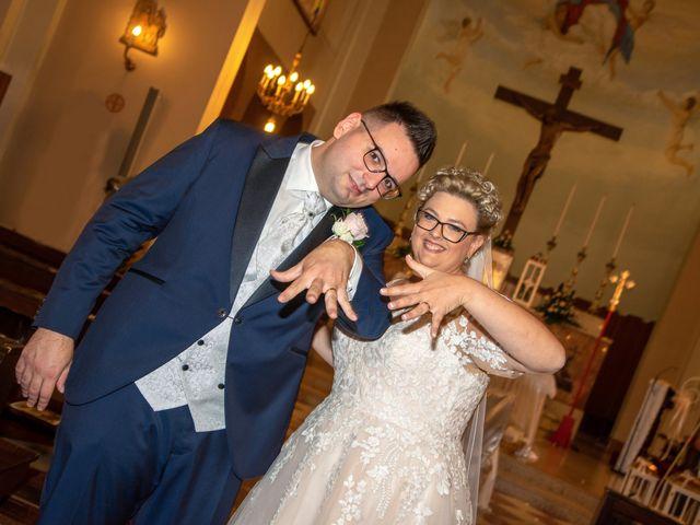 Le nozze di Alessio e Sara
