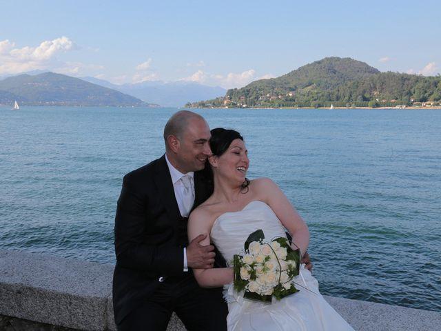 le nozze di Marina e Alberto