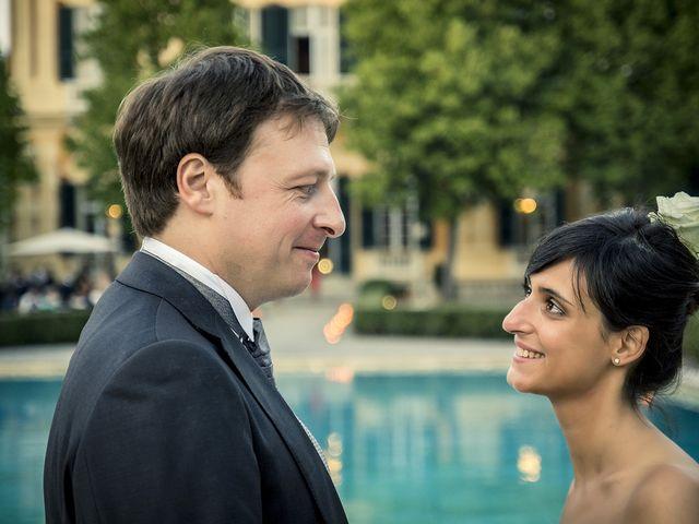 Il matrimonio di Denis e Alessandra a Genova, Genova 11