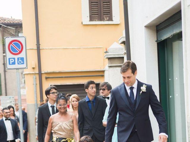 Il matrimonio di Giovanni e Lourena a Brescia, Brescia 37
