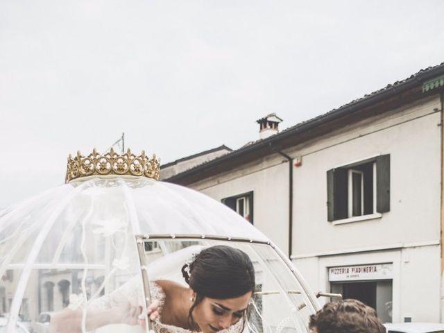 Il matrimonio di Giovanni e Lourena a Brescia, Brescia 42