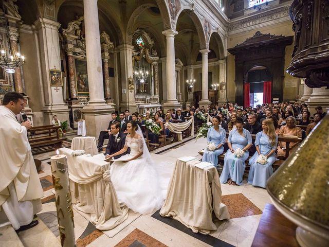 Il matrimonio di Giovanni e Lourena a Brescia, Brescia 67