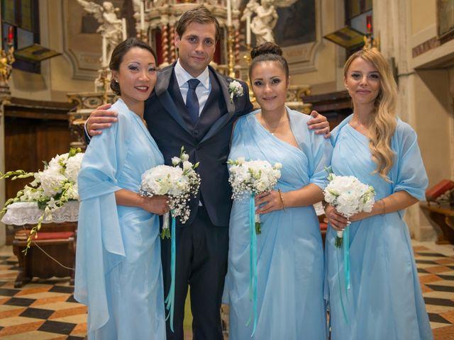 Il matrimonio di Giovanni e Lourena a Brescia, Brescia 81