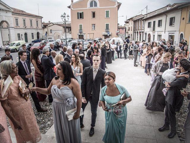 Il matrimonio di Giovanni e Lourena a Brescia, Brescia 88