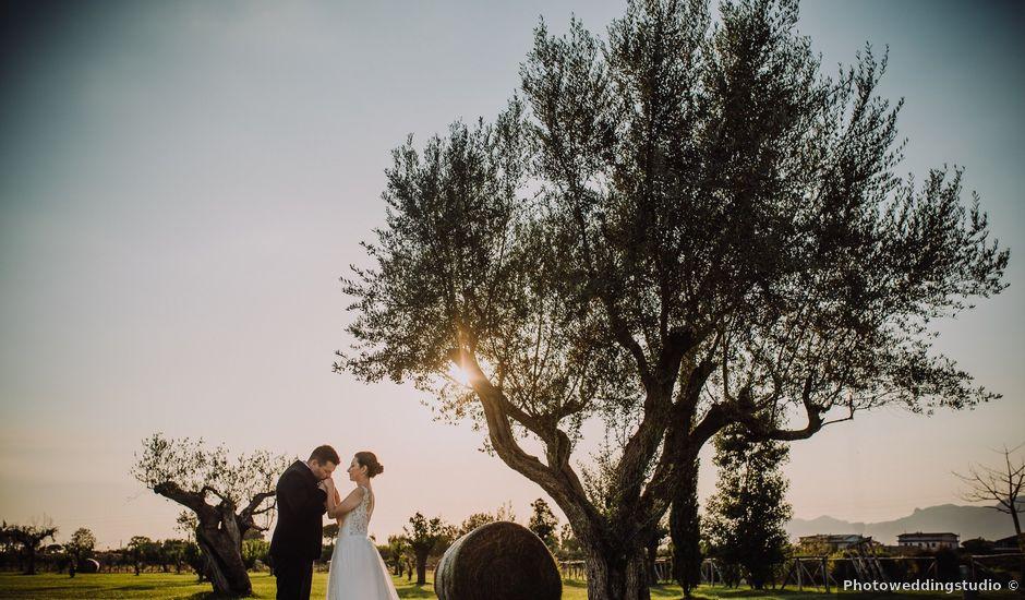 Il matrimonio di Federico e Monica a Frosinone, Frosinone