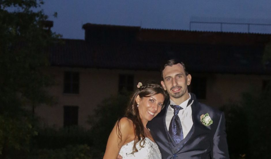Il matrimonio di Valerio e Simona  a Rovellasca, Como