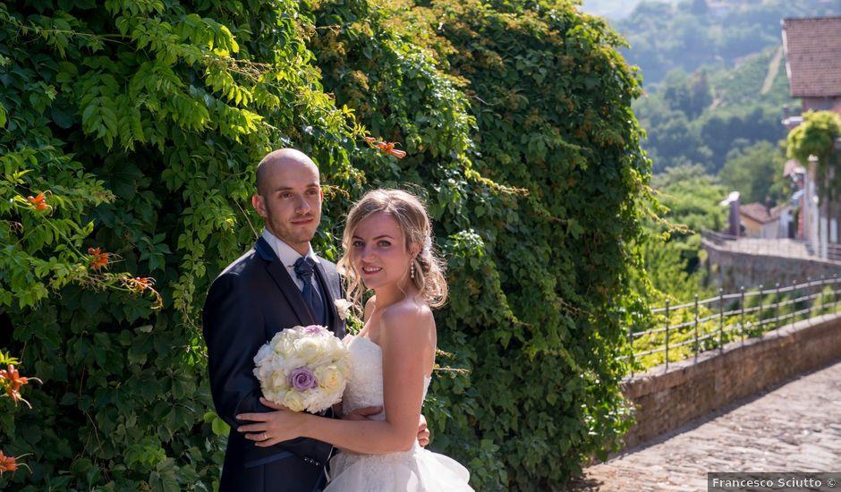 Il matrimonio di Davide e Simona a Canelli, Asti